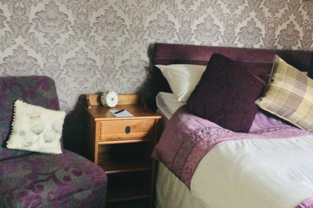 Pennant room - Double bed en suite